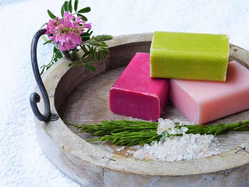 Как сделать мыло