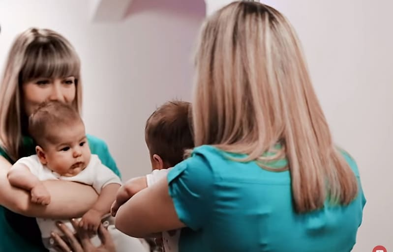 Как развиваются органы чувств у малыша в возрасте от 2 до 3 месяцев