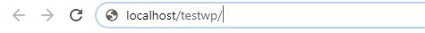 Установить WordPress на локальный сервер